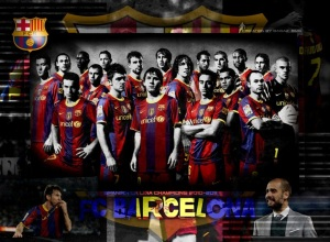 Barcelona FC New HD Wallpaper 2013 2014 01